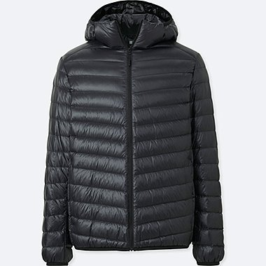 MEN Ultra Light Down Parka