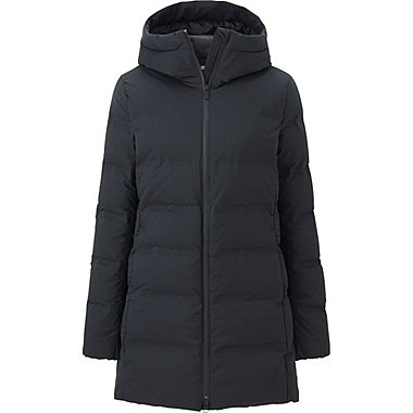 WOMEN Seamless Down Short Coat