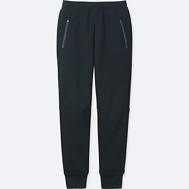 BOYS DRY STRETCH SWEATPANTS, BLACK, medium