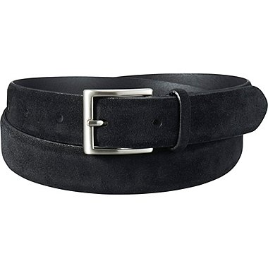 MEN Italian Leather Suede Belt