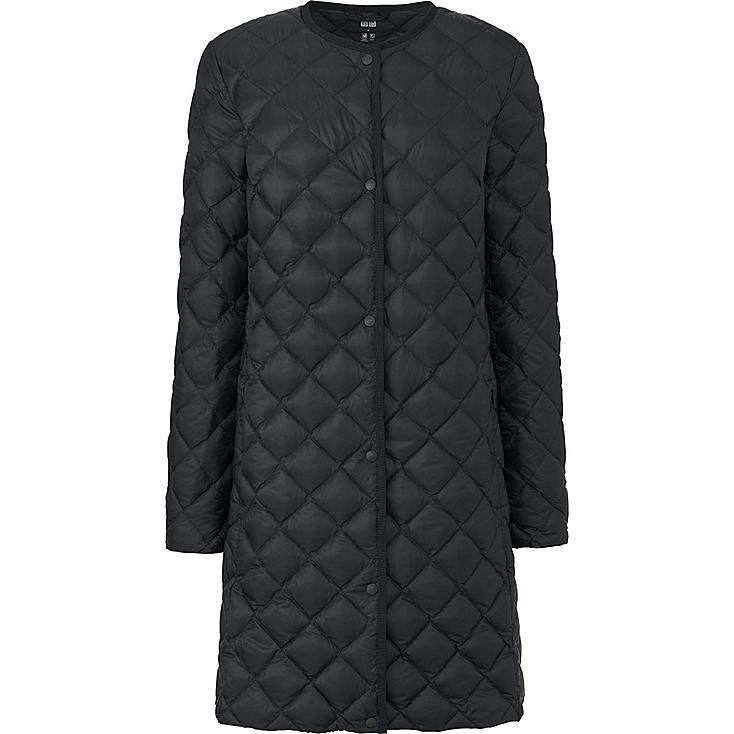 WOMEN Ultra Light Down Compact Quilted Coat