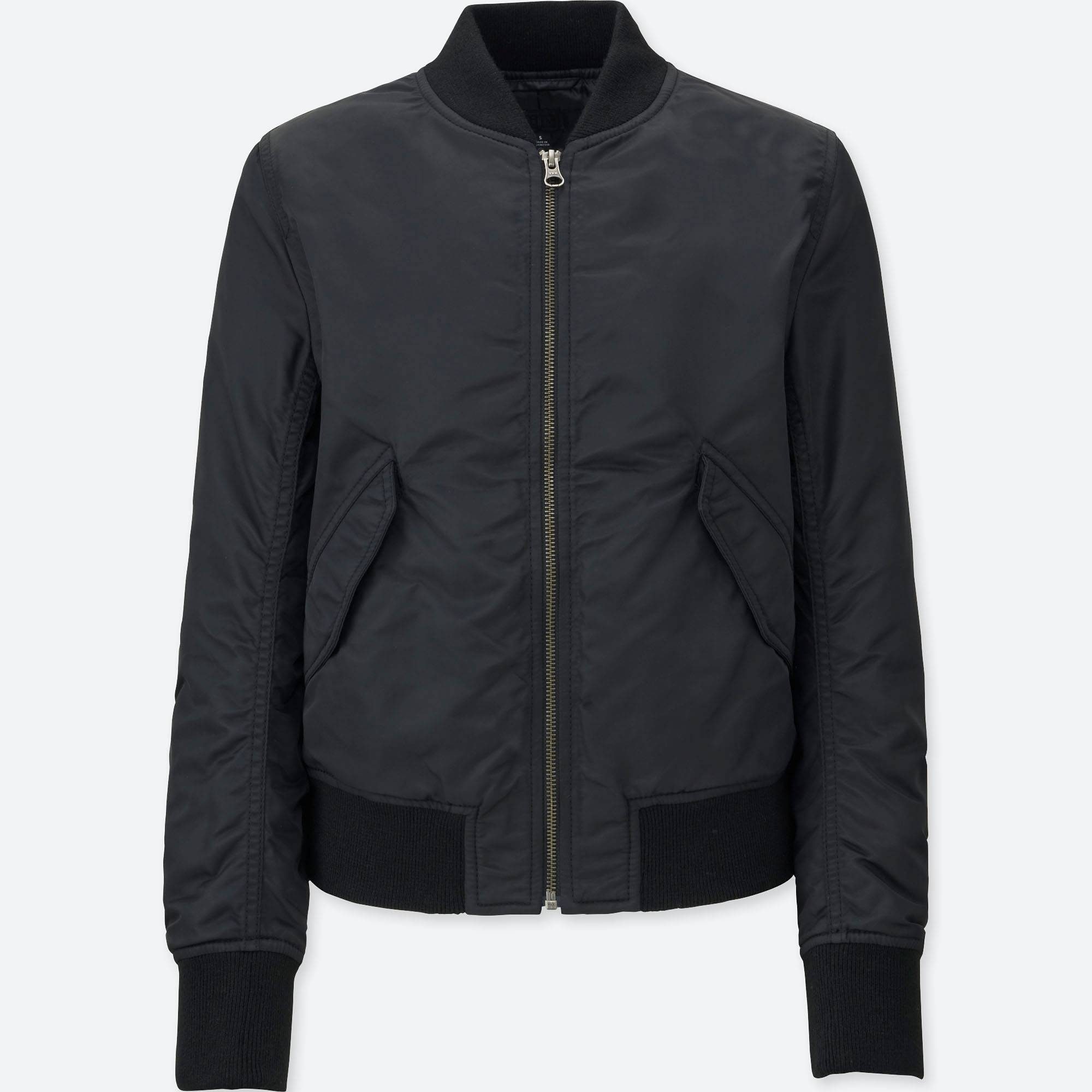 WOMEN MA-1 BOMBER JACKET | UNIQLO US