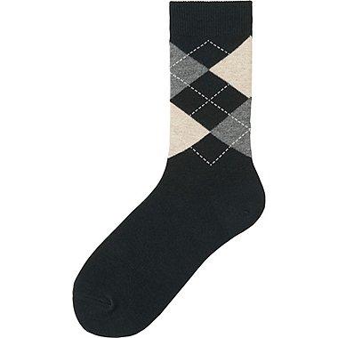 WOMEN Socks (Argyle)