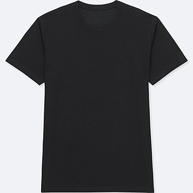MEN Dry Crew Neck Short Sleeve T-Shirt