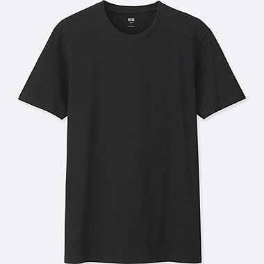 MEN SUPIMA COTTON CREW NECK T-SHIRT