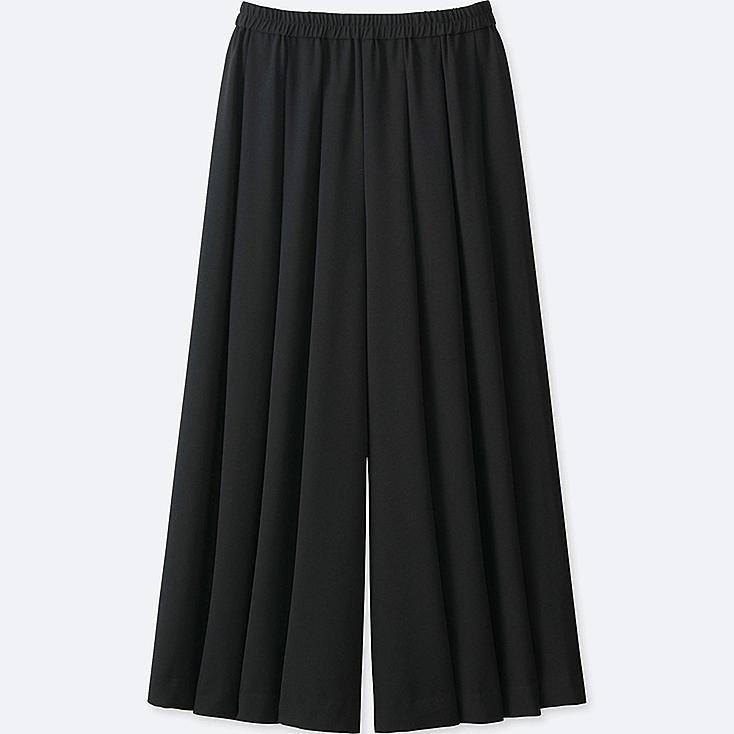 Pantalon Large Fluide FEMME