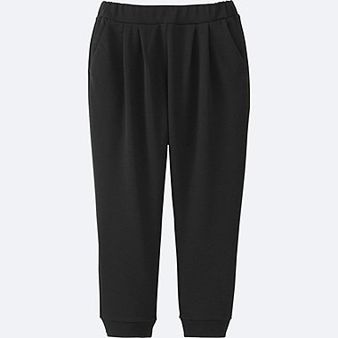 GIRLS JOGGER ANKLE TROUSERS
