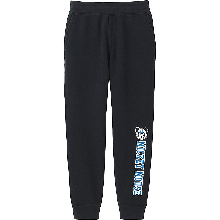 BOYS DISNEY COLLECTION SWEATPANTS, BLACK, large