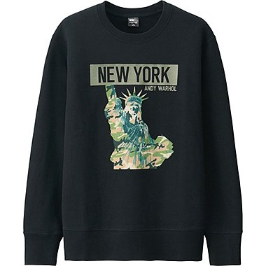MEN SPRZ NY SWEATSHIRT, BLACK, medium
