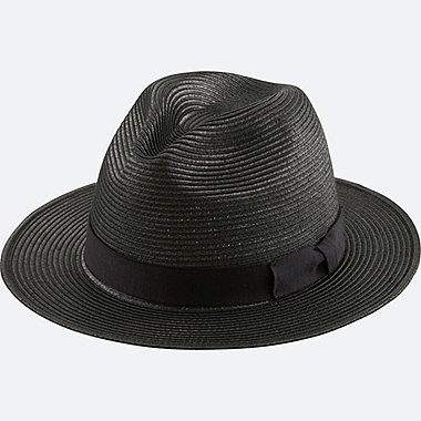 MEN BLADE HAT, BLACK, medium