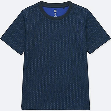 KIDS Dry EX Crew Neck T-Shirt