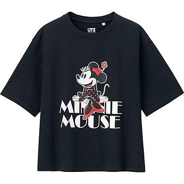 T-Shirt Manches Courtes DISNEY PROJECT FEMME