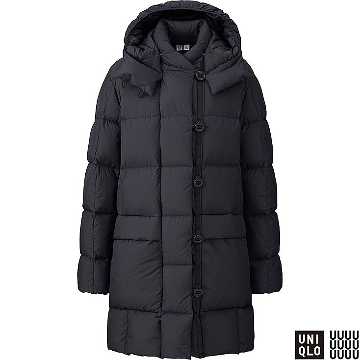 WOMEN U Ultra Light Down Coat
