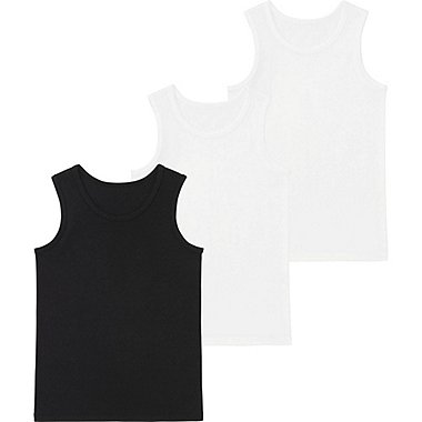 KIDS Cotton Inner 3 Pack