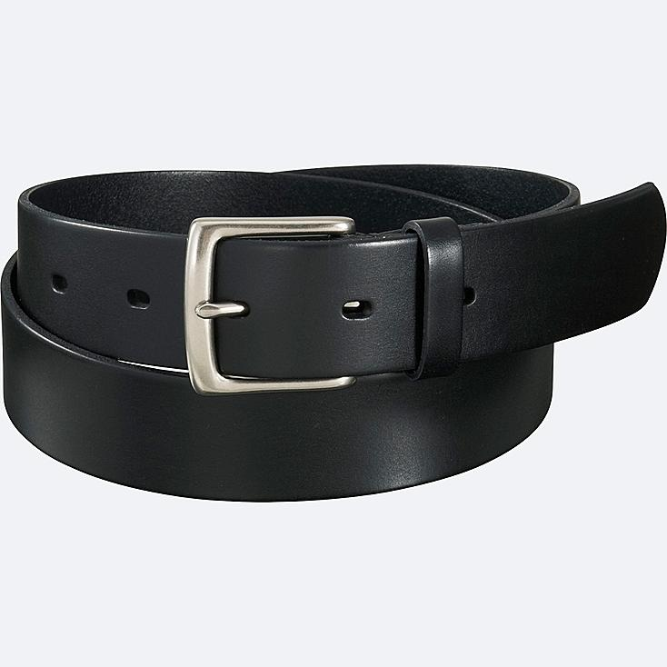 MEN Italian Oiled Leather Belt