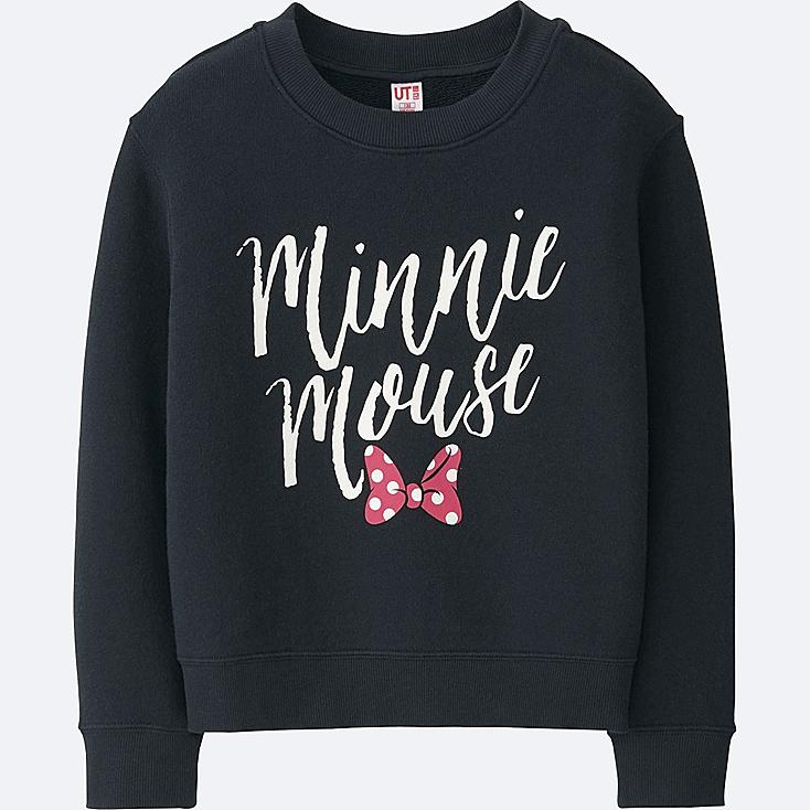 GIRLS Disney Collection Sweat Long Sleeve Pullover