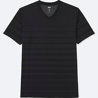 MEN Dry EX Short Sleeve V Neck T-Shirt