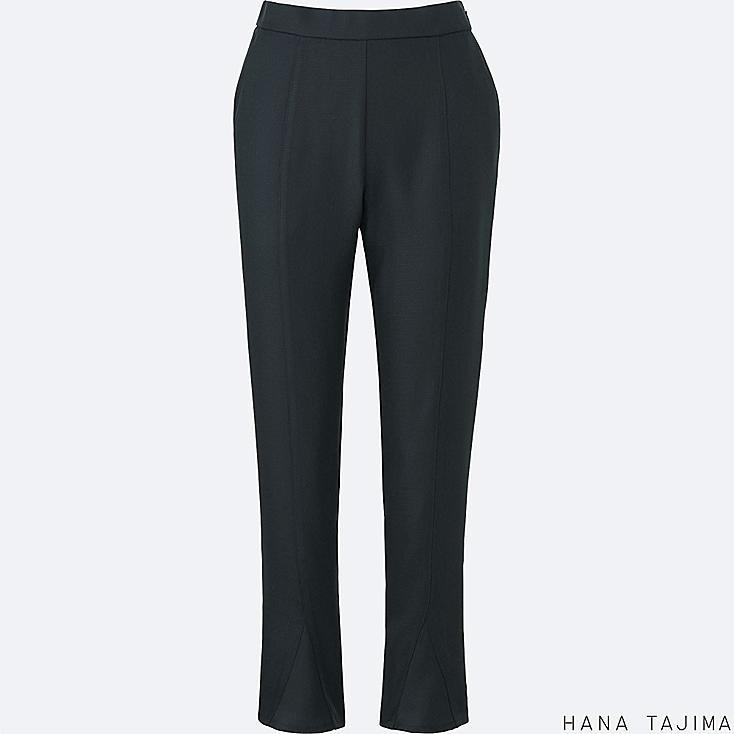 WOMEN Hana Tajima Tencel Tapered Ankle Length Trousers