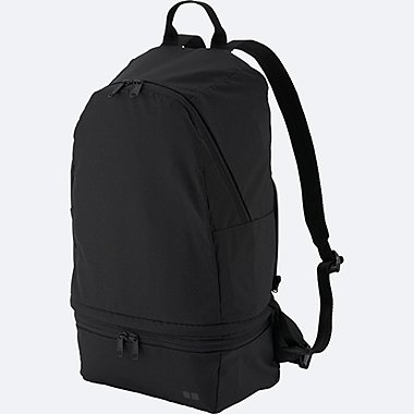 PACKABLE BAG (BACKPACK), BLACK, medium