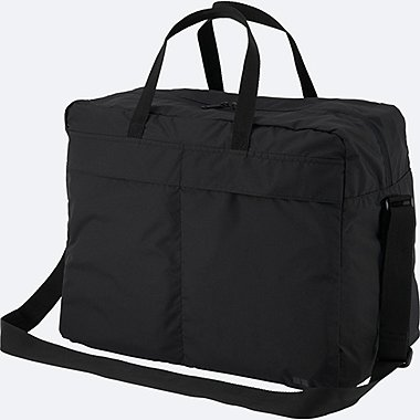 PACKABLE BAG (BOSTONBAG), BLACK, medium