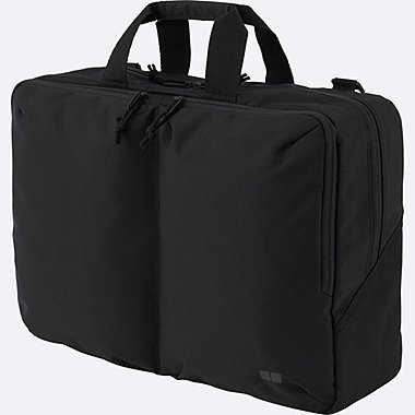 3WAY BAG, BLACK, medium