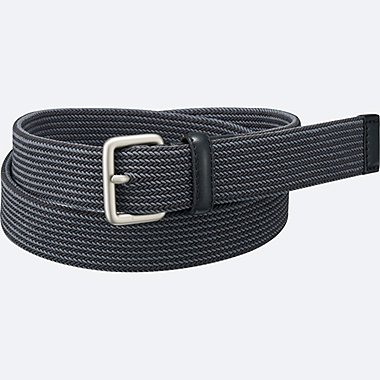 MEN Stretch Mesh Belt