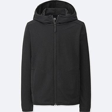 KIDS Dry EX Full Zip Long Sleeve Hoodie