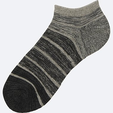 MEN Pile Gradation Short Socks