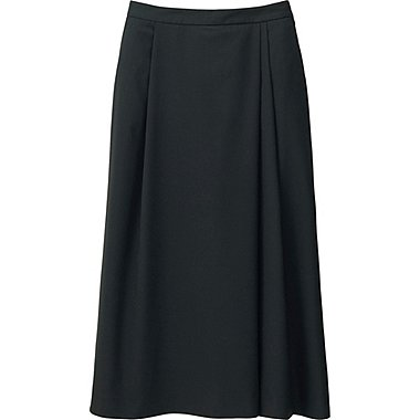 Pantalon Large plissé FEMME