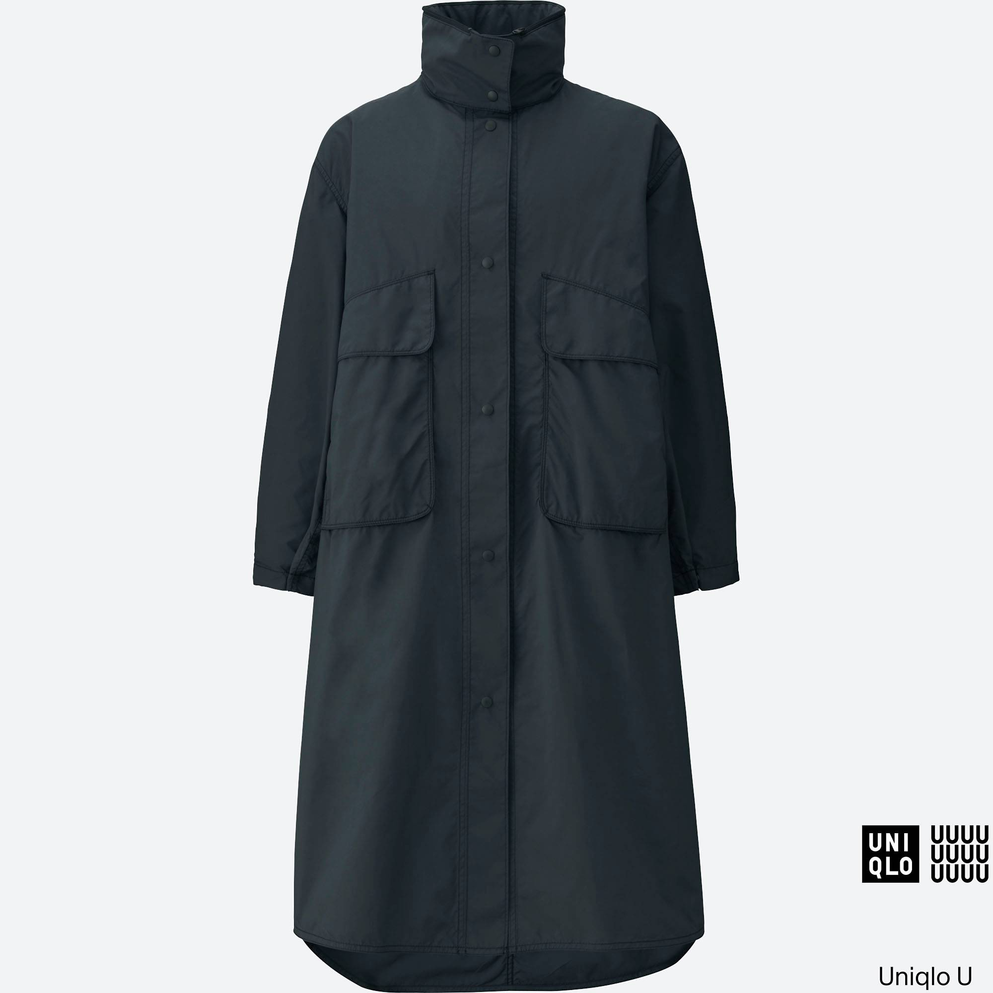 WOMEN U LONG PARKA | UNIQLO US
