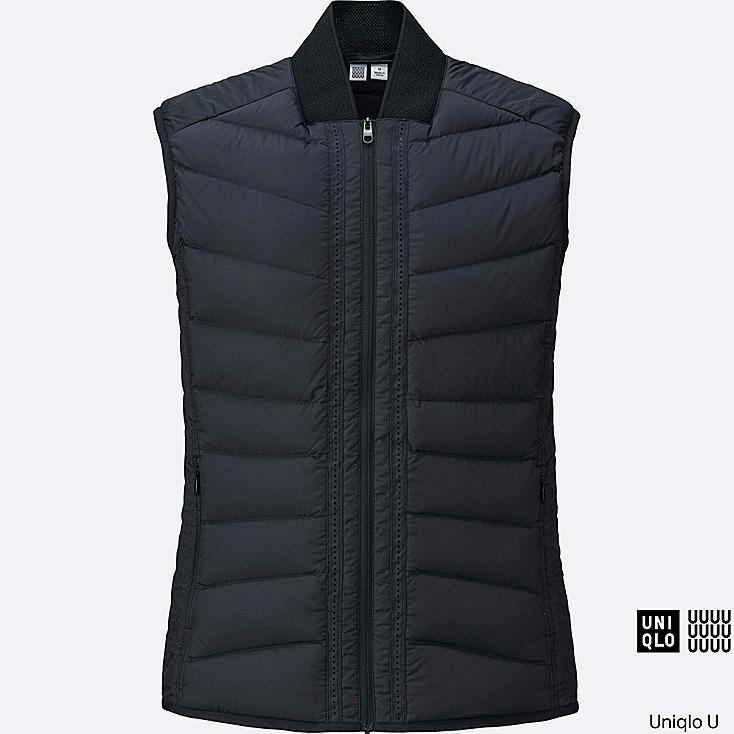 WOMEN Uniqlo U Ultra Light Down Vest
