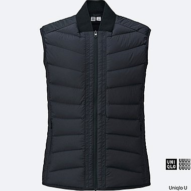 WOMEN Uniqlo U Ultra Light Down Vest