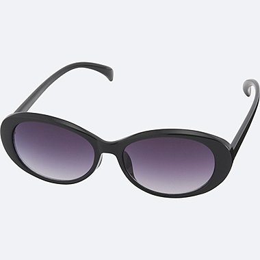 WOMEN Oval Sunglasses