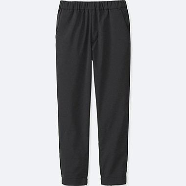BOYS DRY JOGGER PANTS, BLACK, medium