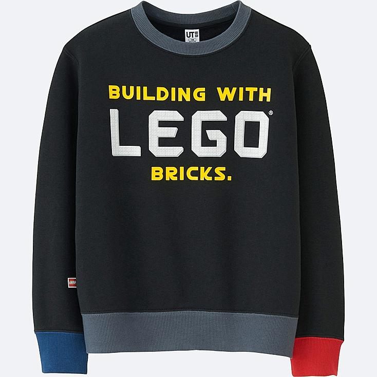 KIDS LEGO® Sweat Long Sleeve Pullover