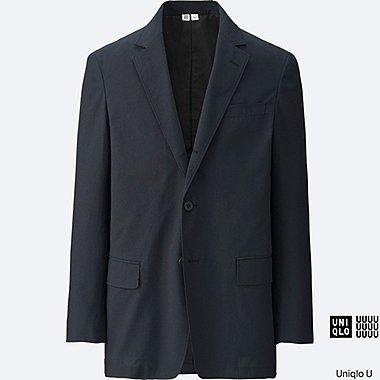 MEN Uniqlo U Seersucker Jacket