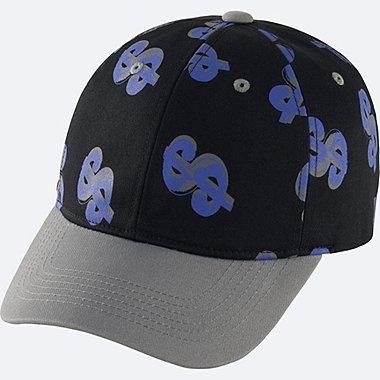 SPRZ NY CAP (ANDY WARHOL), BLACK, medium