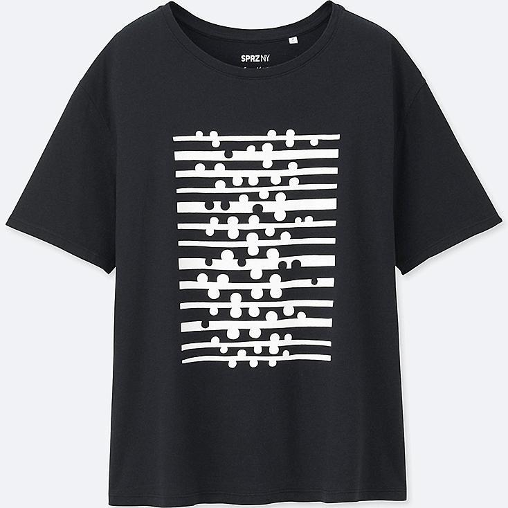T-Shirt SPRZ NY (Gordon Walters) FEMME