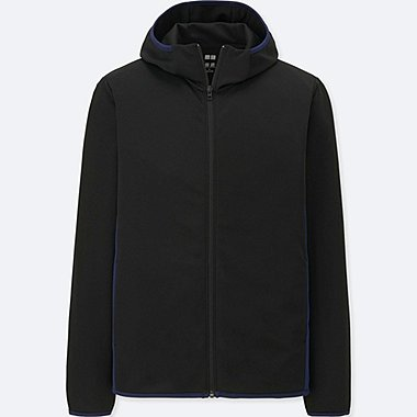 MEN Dry-EX Long Sleeve Full-Zip Hoodie