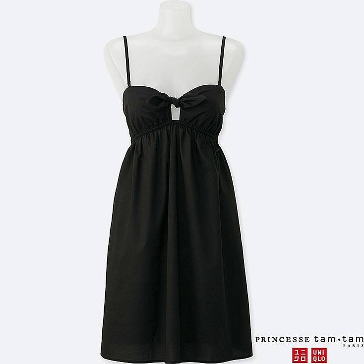 robe de plage princesse tam tam femme uniqlo. Black Bedroom Furniture Sets. Home Design Ideas