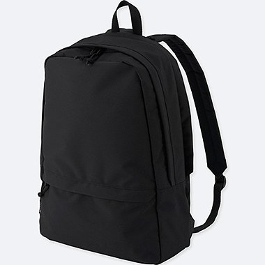 MEN BACKPACK, BLACK, medium