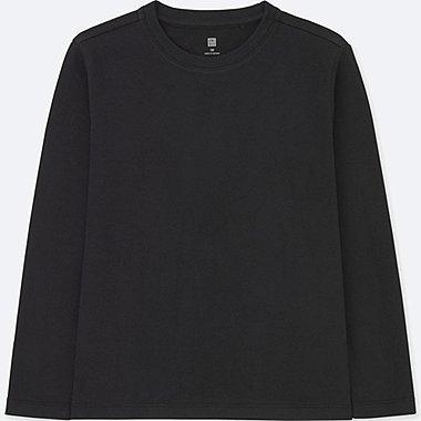 Camiseta manga larga cuello redondo NIÑO