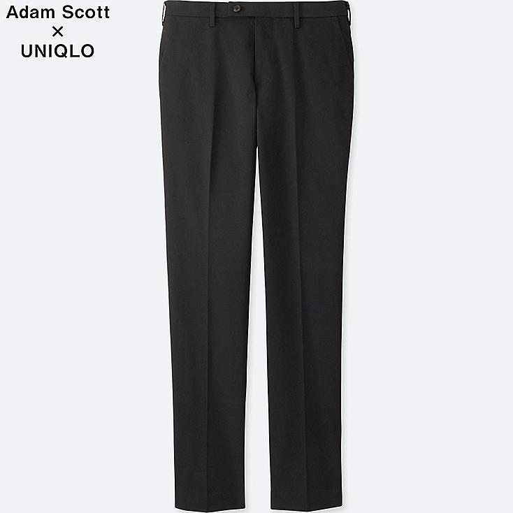 MEN DRY STRETCH (KANDO) PANTS, BLACK, large