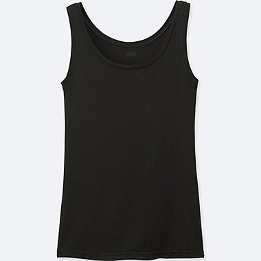 WOMEN HEATTECH SLEEVELESS TOP