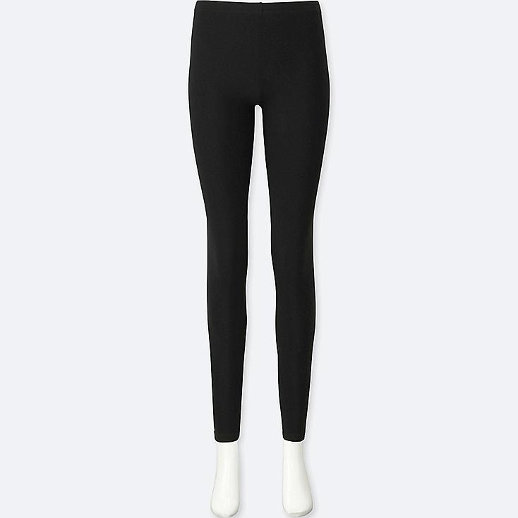 DAMEN LEGGINGS Jersey Stoff