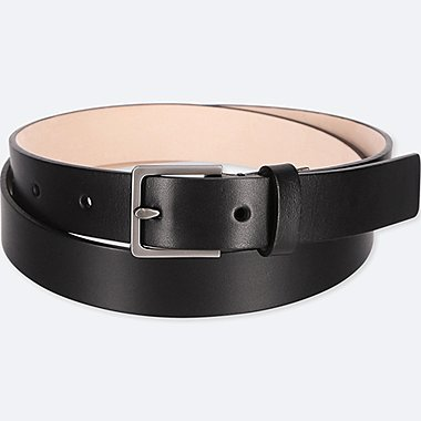 WOMEN MATTE LEATHER BELT