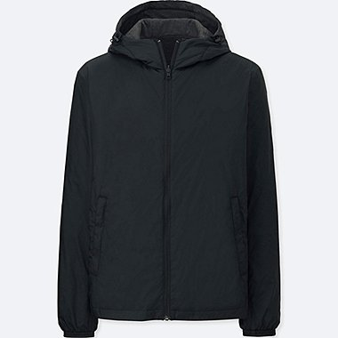 MEN REVERSIBLE PARKA