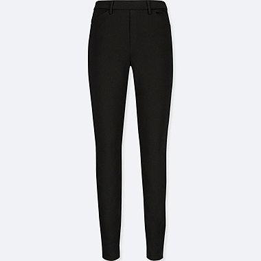 WOMEN HEATTECH HIGH RISE LEGGINGS TROUSERS