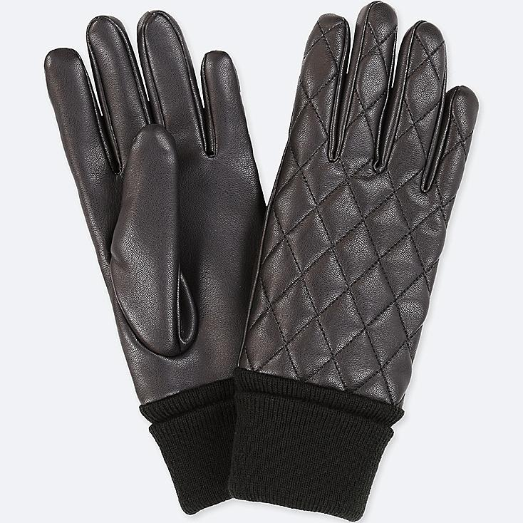 GUANTES ACOLCHADOS Heattech MUJER