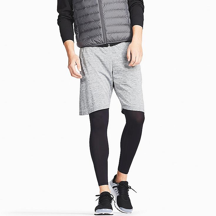 MEN AIRism PERFORMANCE SUPPORT TIGHTS at UNIQLO in Brooklyn, NY | Tuggl